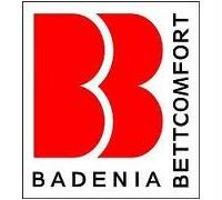 Logo des Matratzen Hersteller Badenia